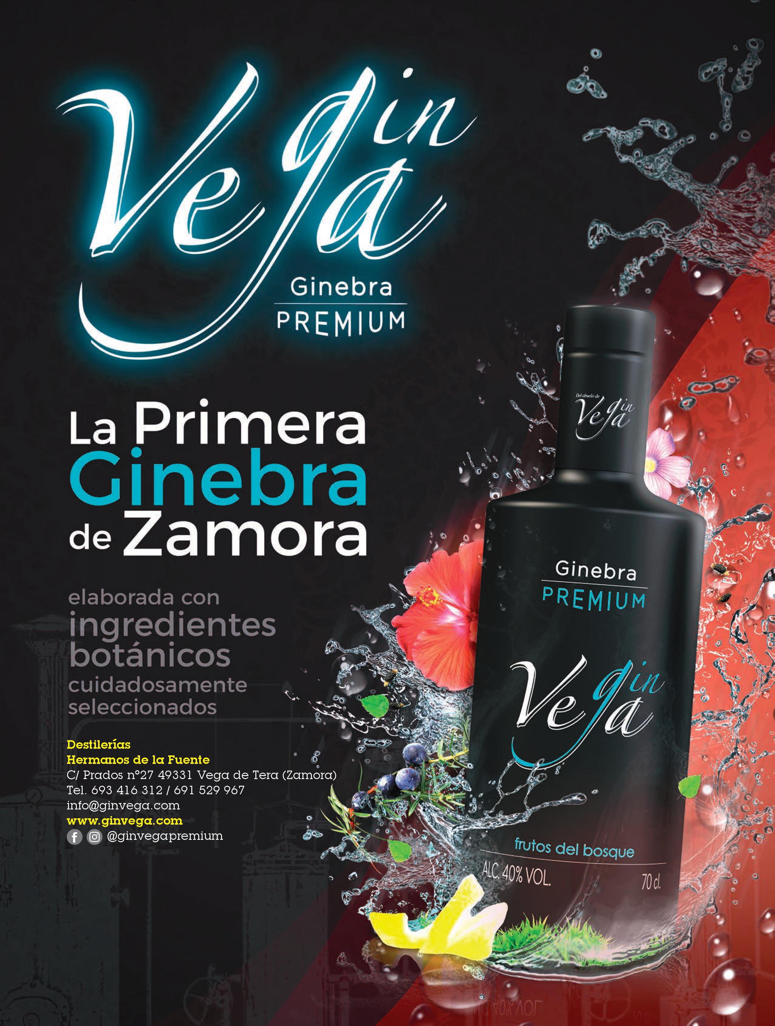 Catálogo Licores del Abuelo de Vega